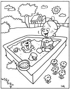 Welkom Puk Kleurplaten Uitnodiging Gezellige Familie Middag Kinderopvang Burgum